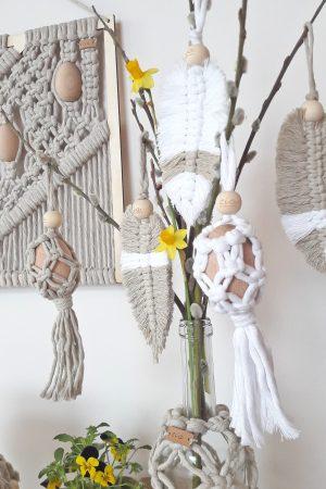 húsvéti dekorációink